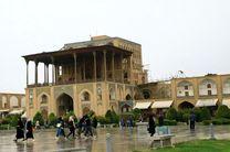 کیفیت هوای اصفهان سالم است / شاخص کیفی هوا 66