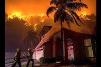 آتشسوزی گسترده در آمریکا/ 9 نفر کشته شدند