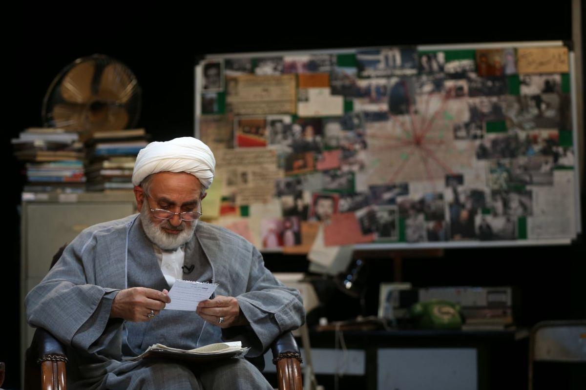 فرمانده سپاه اصفهان در دهه ۶۰ به برنامه سرچشمه می آید