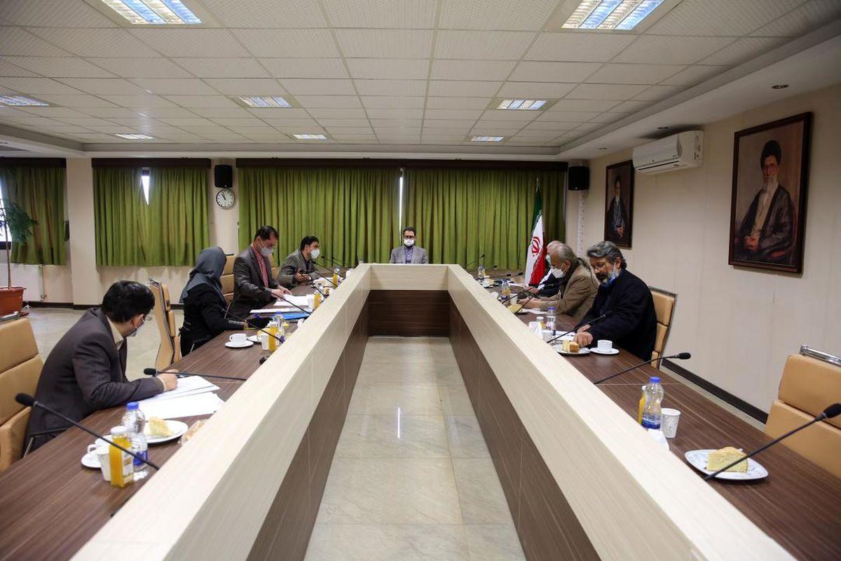 شورای عالی نظارت بر ساخت و نصب مجسمه های شهری تشکیل جلسه داد