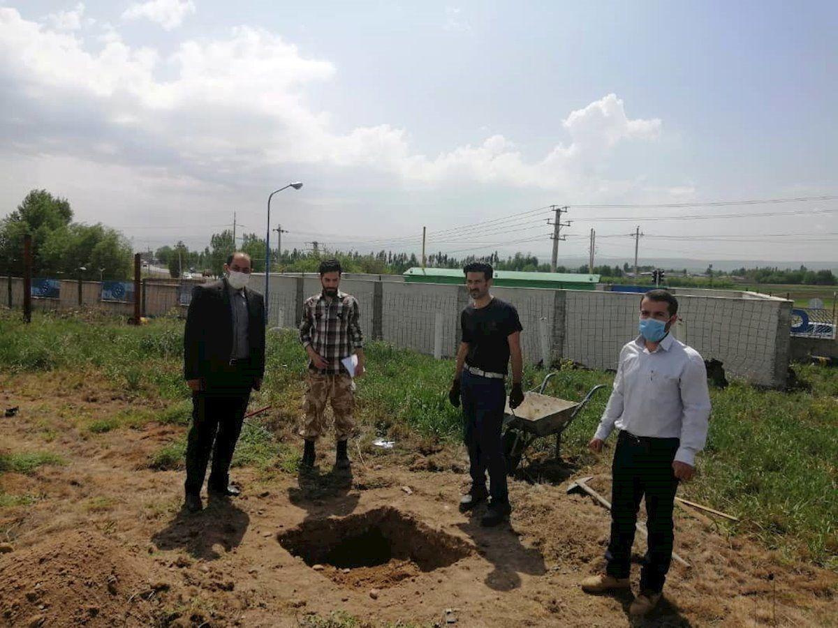 آغاز عملیات کاوش باستان شناسی در محوطه آرتاویل تایر اردبیل