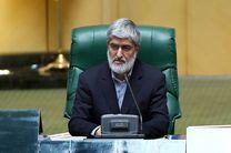 علی مطهری: استفساریه قانون انتخابات قانونگذاری جدید نیست