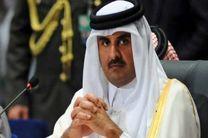 اظهارات منتسب به امیر قطر و خشم آل سعود