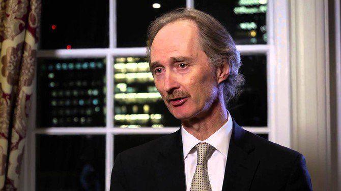 نماینده جدید سازمان ملل متحد در موضوع سوریه به دمشق سفر کرد