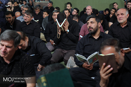 مراسم احیای شب یست ویکم ماه مبارک رمضان در مصلی بزرگ تهران